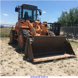 2006 - DOOSAN DAEWOO 160V FRONT END LOADER