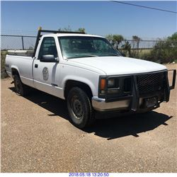 1997 - GMC SIERRA 4X4