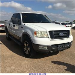REMOVED // 2005 - FORD F-150