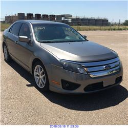 2010 - FORD FUSION