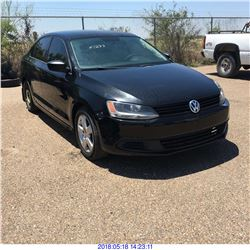 2013 - VOLKSWAGEN JETTA // TEXAS REGISTRATION