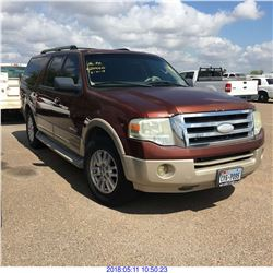 2007 - FORD EXPEDITION
