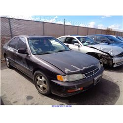1997 - HONDA ACCORD