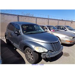 2008 - CHRYSLER PT CRUISER // RESTORED SALVAGE