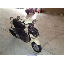 2006 - MOTIVE POWER BUDDY 50 SCOOTER