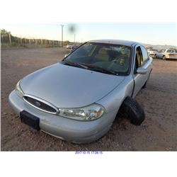 1999 - FORD CONTOUR