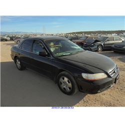2002 - HONDA ACCORD EX