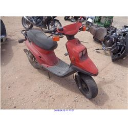 2001 - YAMAHA MOTORCYCLE