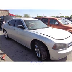 2008 - DODGE CHARGER