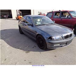 2001 - BMW 330i