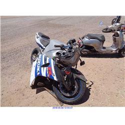 2003 - SUZUKI GSX-R600-