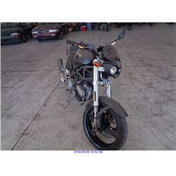 2002 - DUCATI MONSTER 620