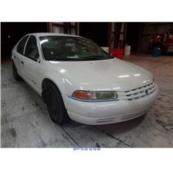 1997 - PLYMOUTH BREEZE