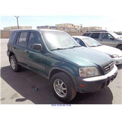2001 - HONDA CR-V