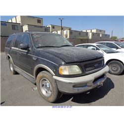 1997 - FORD EXPEDITION