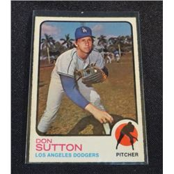 1973 O-Pee-Chee #10 Don Sutton