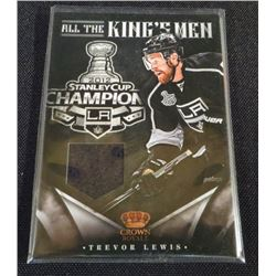 12-13 Crown Royale Jersey Materials Trevor Lewis