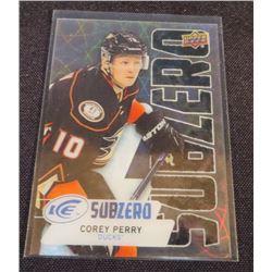 16-17 Upper Deck Ice Sub Zero #SZ43 Corey Perry