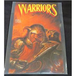 Warriors Comic #1
