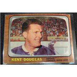 1966-67 Topps #82 Kent Douglas