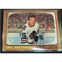 1966-67 Topps #60 Eric Nesterenko
