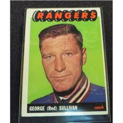 1965-66 Topps #87 George Sullivan