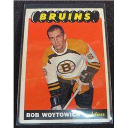 1965-66 Topps #100 Bob Woytowich RC