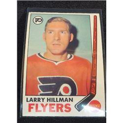 1969-70 O-Pee-Chee #90 Larry Hillman