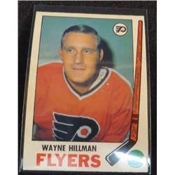 1969-70 O-Pee-Chee #91 Wayne Hillman
