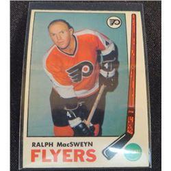 1969-70 O-Pee-Chee #96 Ralph MacSweyn RC