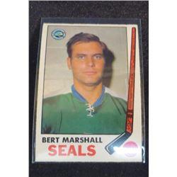 1969-70 O-Pee-Chee #80 Bert Marshall
