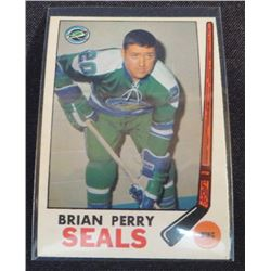 1969-70 O-Pee-Chee #84 Brian Perry RC