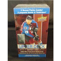 2016-17 Upper Deck Series 2 Blaster Box Sealed 12