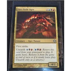 Magic The Gathering Fire-Field Ogre Shards Of