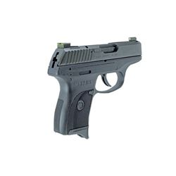 RUGER LC9S 9MM WITH TRUGLO SIGHTS