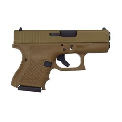 GLOCK G26 G4 FLAT DARK EARTH 9MM