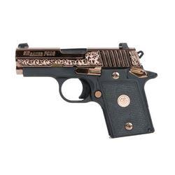 SIG SAUER P938 ROSE GOLD 9MM