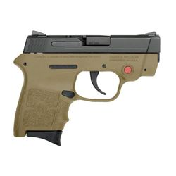 SMITH AND WESSON BODYGUARD 380 380 ACP INTEGRATED CRIMSON TRACE LASER