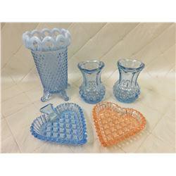 Vintage Glass Items