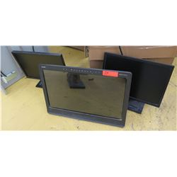 Smart Podium (Model Podium524 SP524-MP) & 2 Monitors