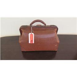 Vintage Medical Bag (was used for staging)