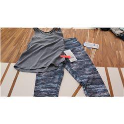 Lulu Lemon Fitness Clothing w/Tags: Yoga/Exercisze Pants (10), Tank w/Shelf Bra (sz 8)