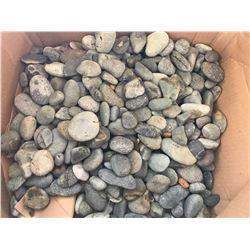 Black River Rocks & 4 Bags of Sheet Moss