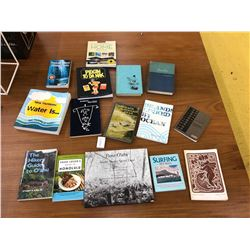 Lot of 15 Misc. Books