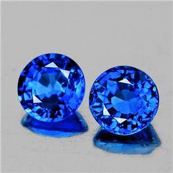 Natural Premium Royal Blue Kashmir Sapphire 3.80 MM