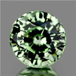Natural Green Sapphire 0.55 Cts {VVS}
