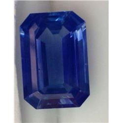 Stunning Kashmir Sapphire 4.59 Ct - Gubelin & AGL
