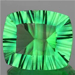 Natural Emerald Green Fluorite 19.82 Ct - FL