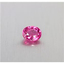 Natural Pink Tourmaline 1.95 Ct