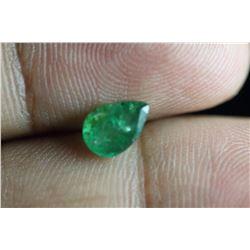 Natural Emerald 1.06 Carats - no Treatment